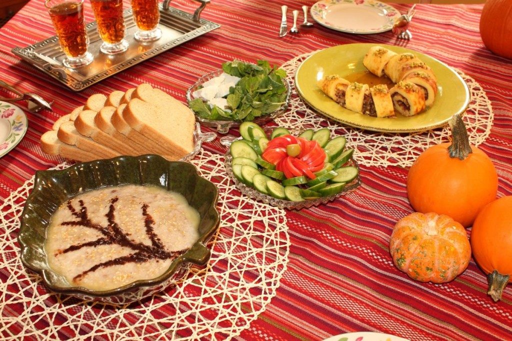 Giving Thanks and Praising Allah Thanksgiving,