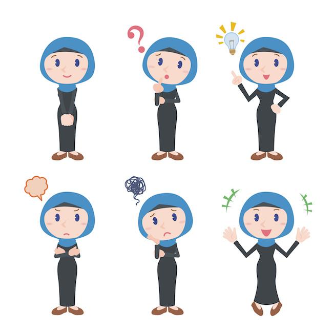 hijab debate, what's cooking under muslim women headcarves