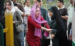 Iranian women voice outrage mandatory hija dressing-lik men small