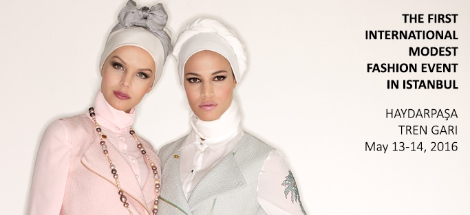Istanbul's First Modest Fashion Week