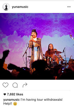 Malaysian Super Star Singer On Her U.S. Tour With Hijab (small)