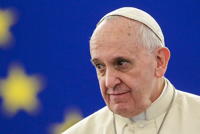 Respect Muslim Women Hijab Pope Francis tells France