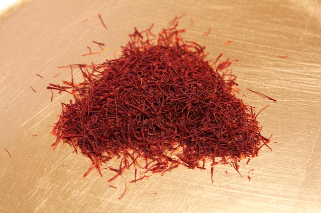 Brewed saffron 3