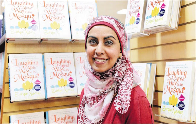 Muslim Women Can Laugh & Be Happy Too! Story of a Muslim writer