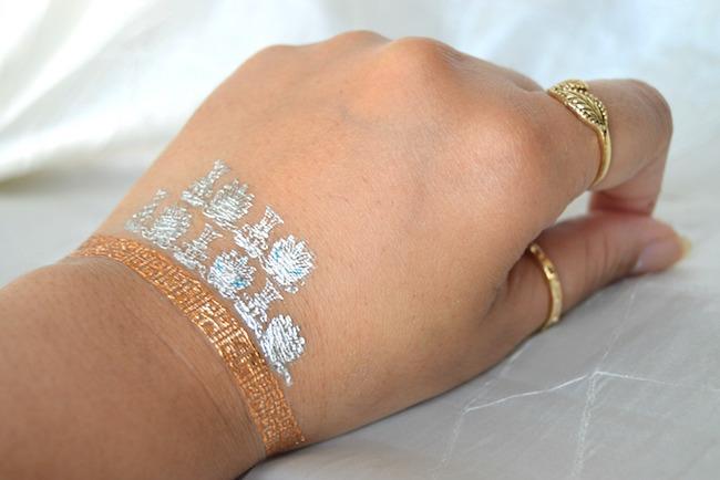 artificial tattoo
