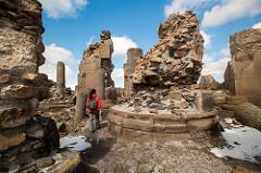 Ani ruins, Turkey