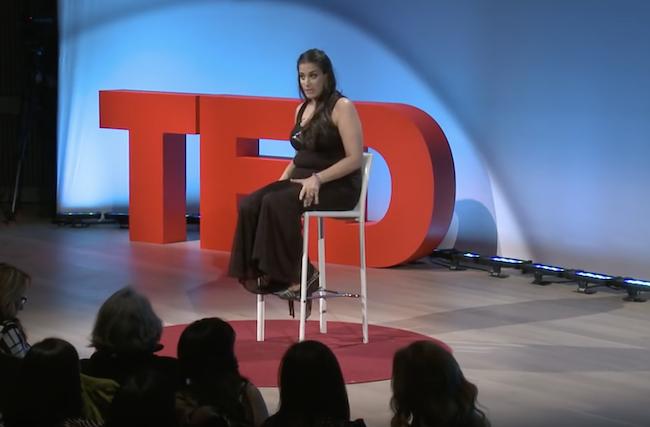 Female Arab Comedian