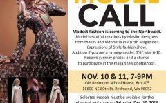 Azizah Magazine Fashion Show