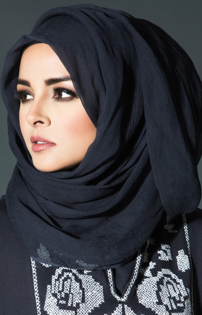 A Trends That Revolving Around Eye Makeup For Muslim Women