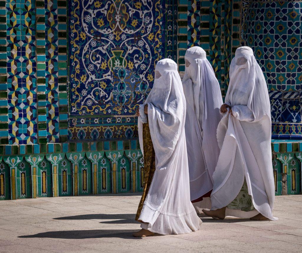 Banned Burka