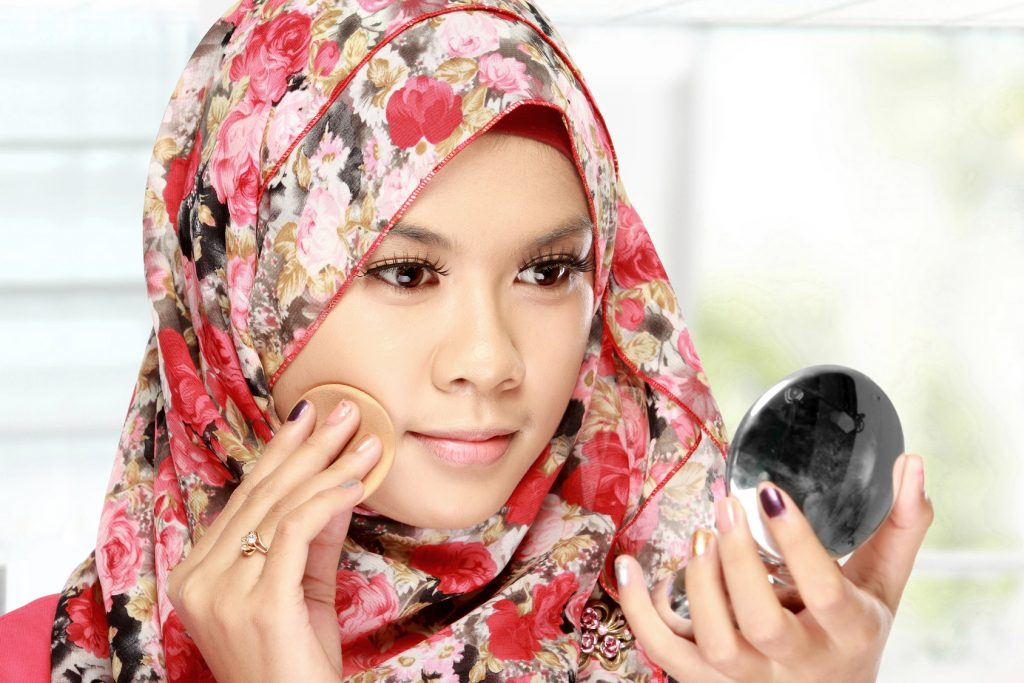 Beautiful muslim women face pictures much prompt