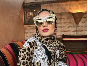 goltune.com, modest fashion, islamic fashion, sara jamshidi, dolce gabanna, ruba zai