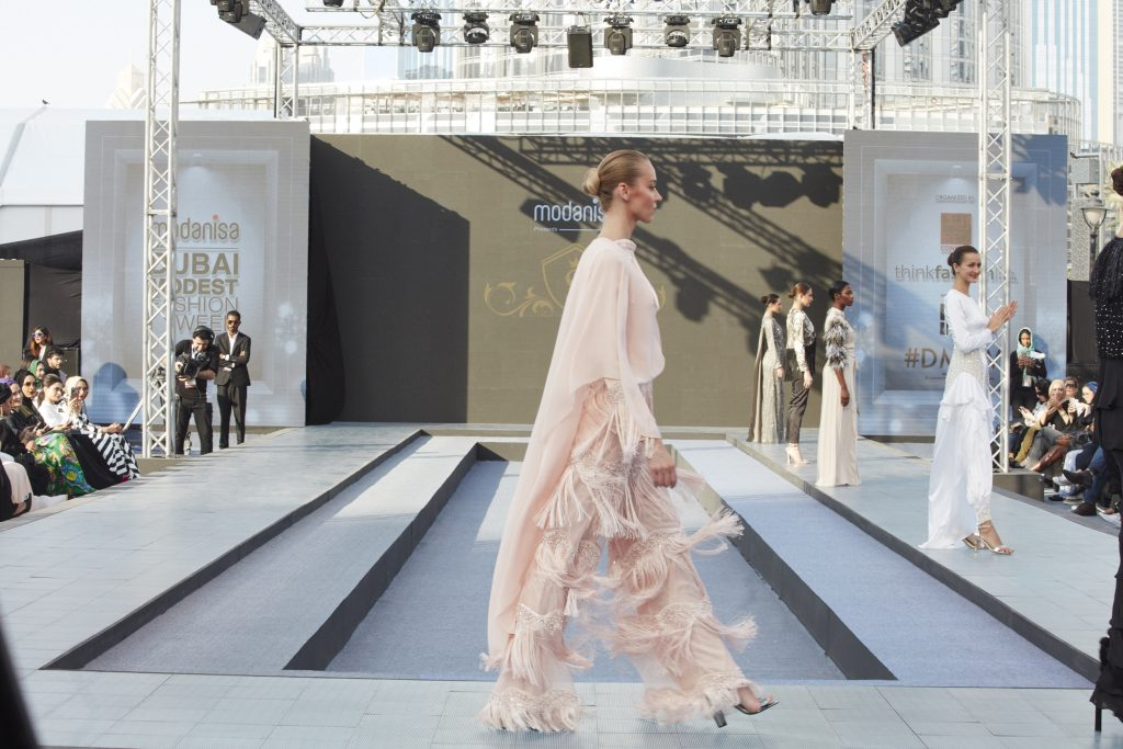 Dubai Modest Fashion Week