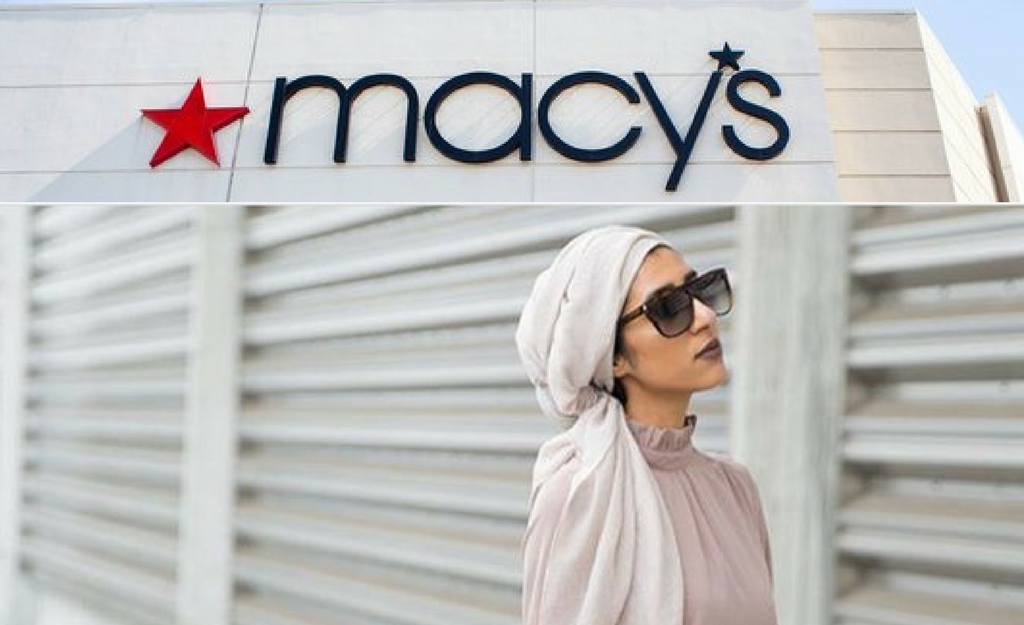 goltune.com, modest fashion, islamic fashion, macy's, sara jamshidi