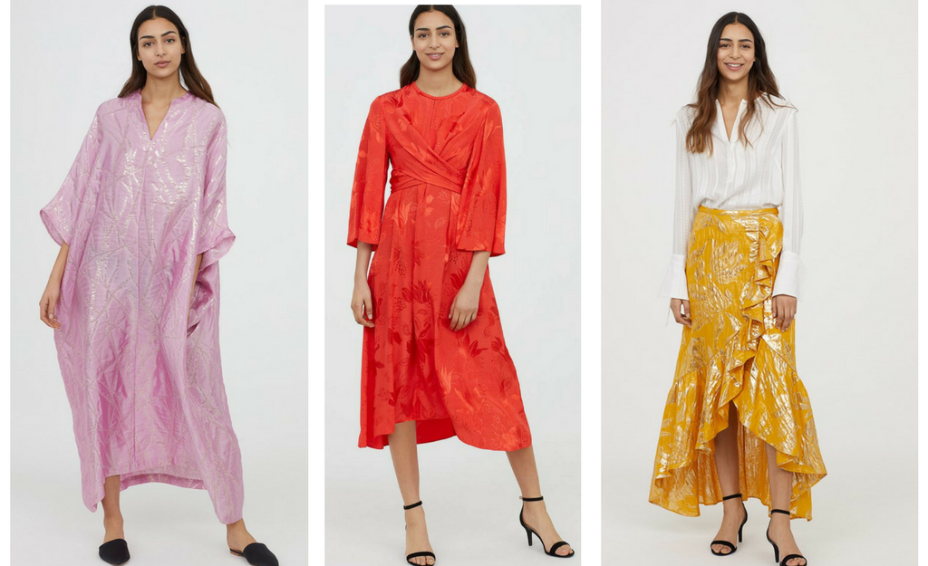 H & M Launches Its First Modest Fashion
