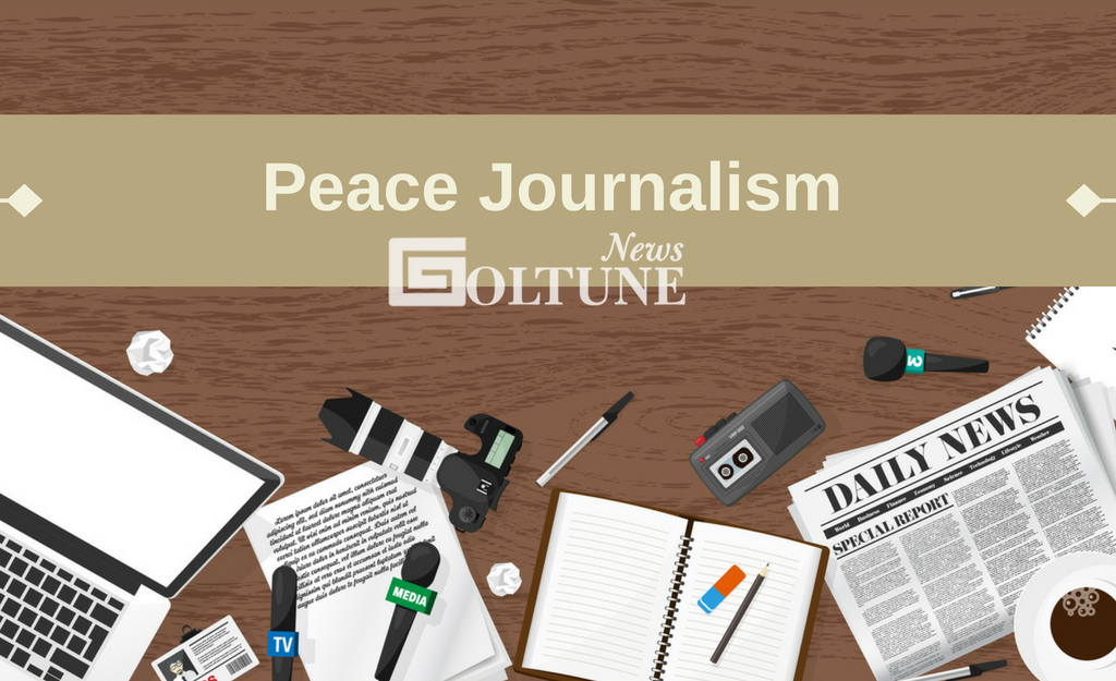 Peace Journalism and Modest Fashion