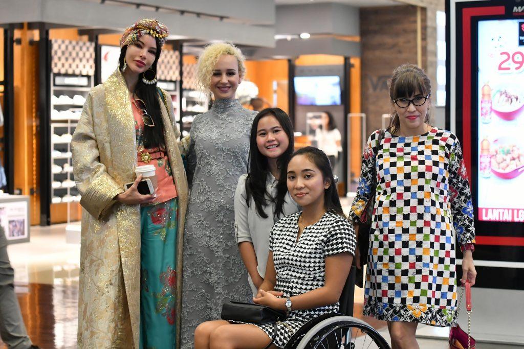 Modest Fashion Week Visits Jakarta