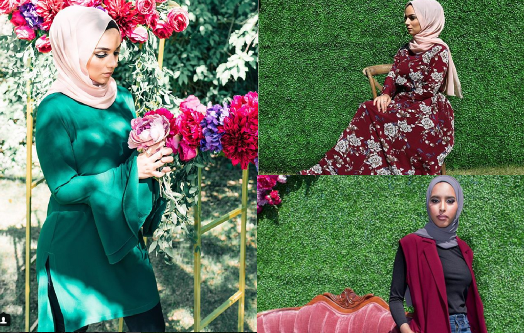 goltune news sara jamshidi modest fashion mental health