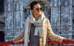 modest fashion, milan fashion week, four muslim designer sara jamshidi
