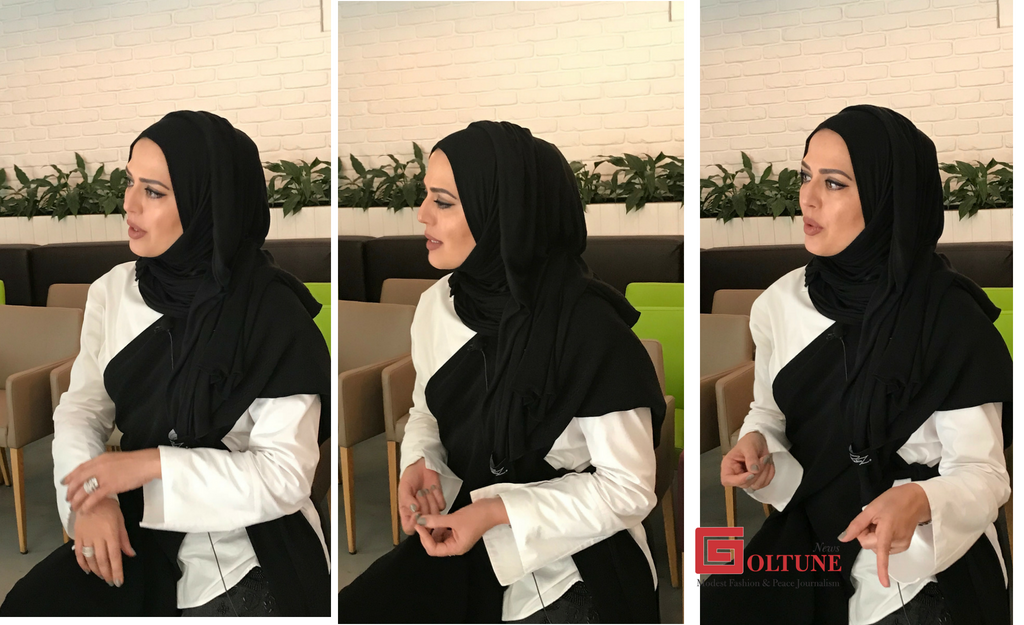 Goltune News sara jamshidi Rabia Z Brand is Launching Its Modest Fashion Academy
