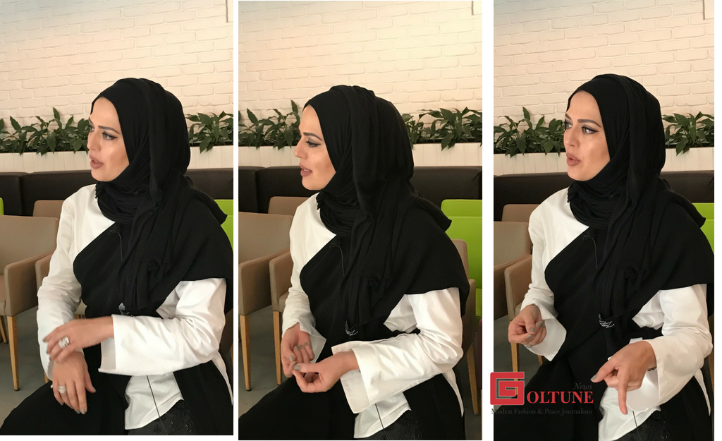 Goltune News sara jamshidi Rabia Z Brand is Launching Its Modest Fashion Academy