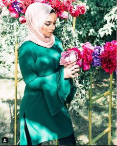 modest fashion goltune news sara jamshidi