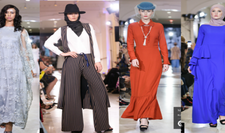 goltune news Markaah brings modest fashion glamour to the Big Apple (1)