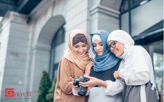 13 Facts About Muslim Travelers in 2018 goltune news, modest fashion, muslim travelers