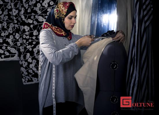 goltune news, modest fashion, sara jamshidi, global islamic report, Dubai International Financial Centre (DIFC), thomson reuters, dinar