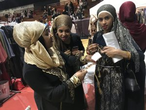 First modest fashion night illuminates Seattle, muslim women