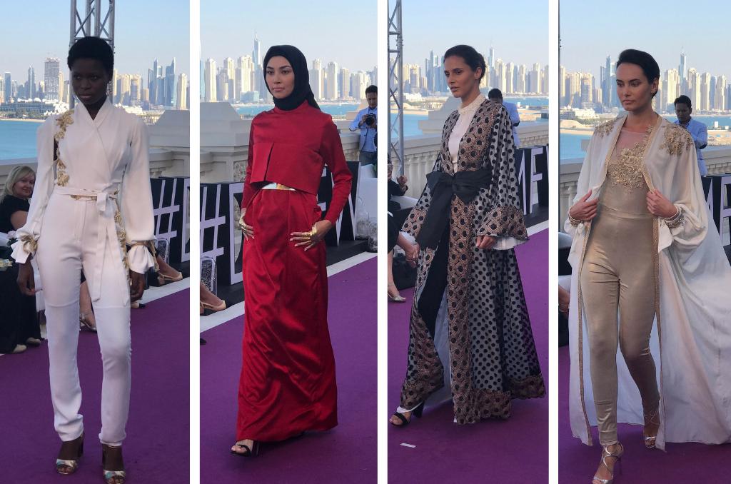 Dubai Modest Fashion Week Celebrates Women S Empowerment