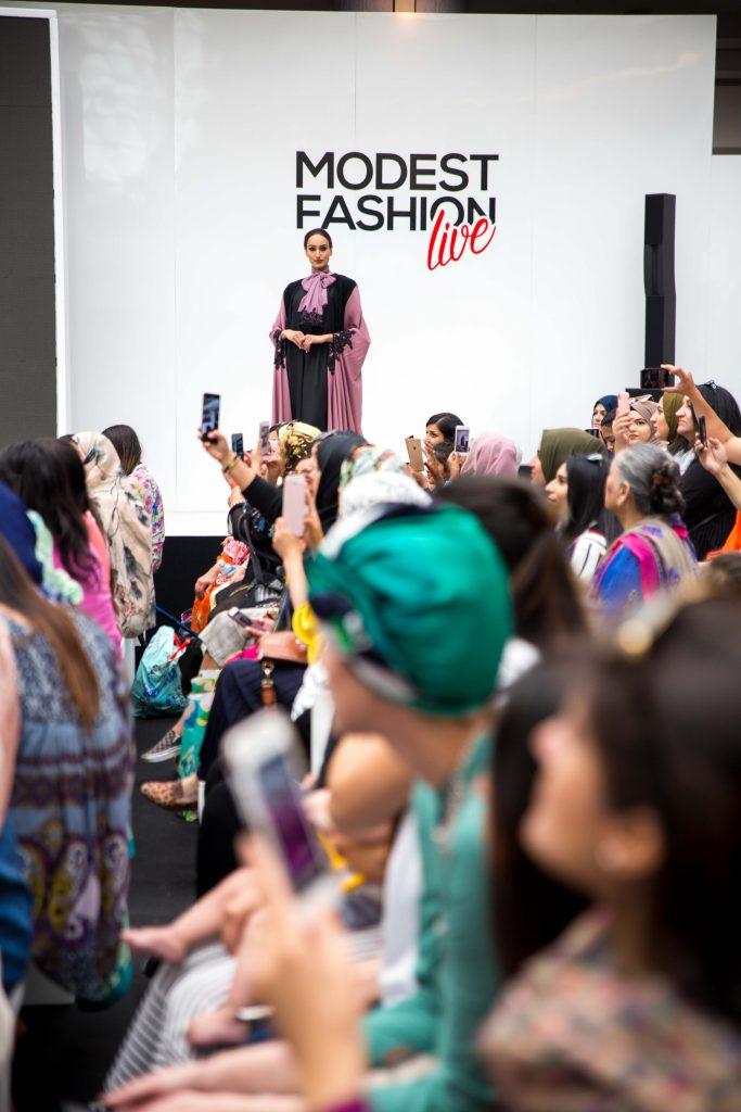 Modest Fashion London Live, goltune news, sara jamshidi