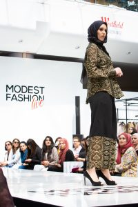 muslim-shopping-festival, london, modest-fashion, halal-economy, peace journalism
