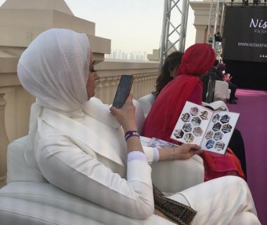 Fashion Muslim Hijab
