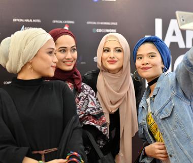 Fashion Style of Islamic Women