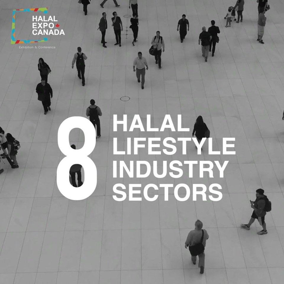 The Halal Expo Canada 2019 is being held at the International Center in Mississauga from October 8-9, 2019.