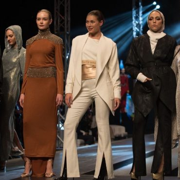 Amsterdam modest fashion week