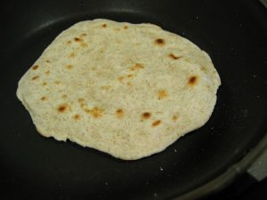 chapati-halal food to lose weight goltune