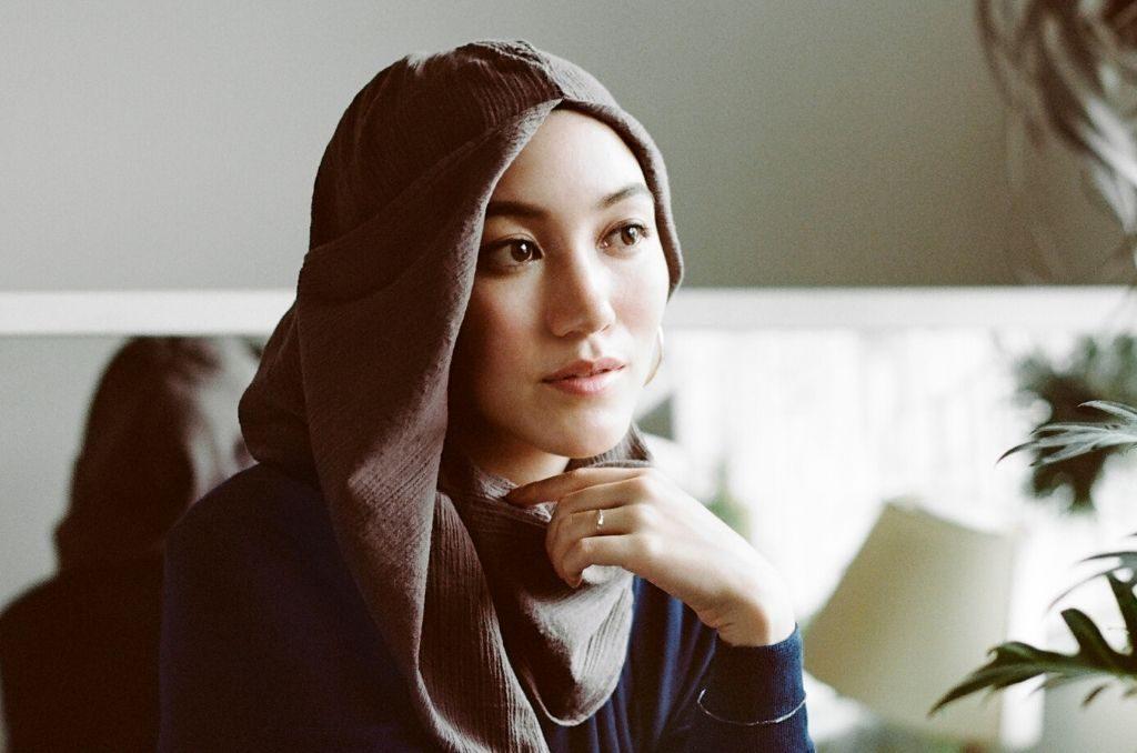 Hana Tajima, Muslim Modest Fashion Designer Talks with Goltune