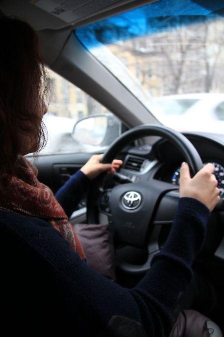kyrgyzstan, muslim girl cab driver, goltune
