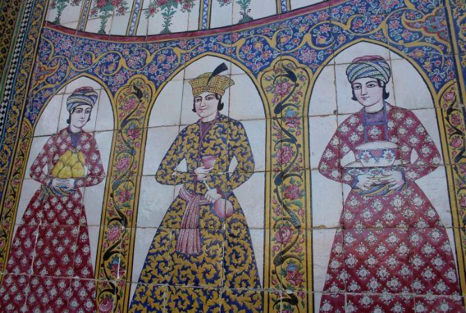 shiraz, city of wine, poems and love, goltune, sara jamshidi
