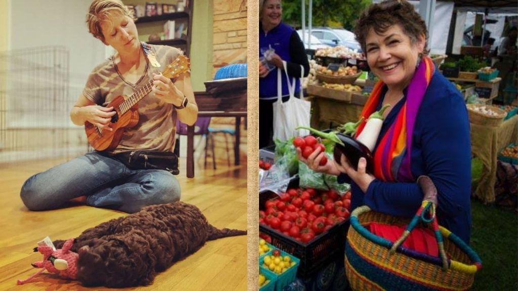 blessing foods, peace journalism, peacemindedly, kathryn lafond, elena razmpoosh
